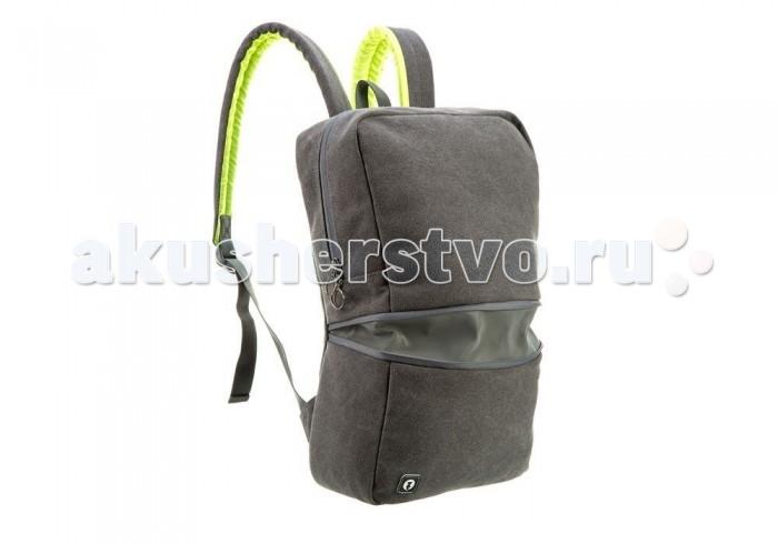 """Zipit Рюкзак ReflectoРюкзак ReflectoZipit Рюкзак Reflecto идеально подходит для Велоспорта - создан специально как для велосипедистов, так и для повседневной носки.  Особенности: Откройте горизонтальную молнию, чтобы раскрыть светоотражающую полосу для дополнительной безопасности.  Удобный, мягкий, регулируемые плечевые ремни.  Есть отделение для ноутбука 14"""", плюс  - для книг, личные вещей и многого другого.  Скрытый задний карман идеально подходит для небольших ценных вещей.  Легкий уход - молния закрыта и стирать на деликатном режиме(30 ° С Макс / 86f нормальное) для легкого ухода.    На молнии светоотражающие полосы-умная функция, которая обеспечивает дополнительную безопасность.   Крупные вещи вроде ноутбука или книг могут храниться в основном отделении, а скрытый задний карман идеально подходит для небольших вещей.  Размер: 30х12х43 см<br>"""