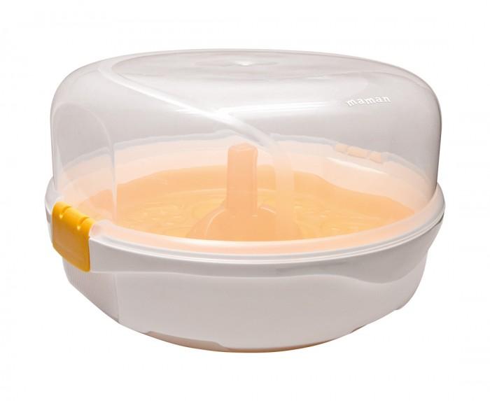 Аксессуары для кормления , Подогреватели и стерилизаторы Maman Стерилизатор для СВЧ LS-B701 арт: 201033 -  Подогреватели и стерилизаторы