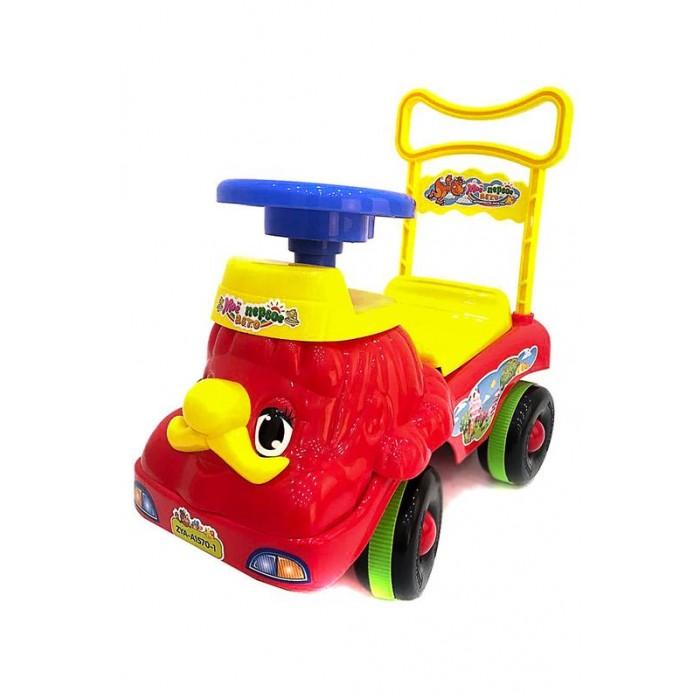 Каталки Shantou Gepai Мое первое авто ZYA-A1570-1 где можно игрушки в авто мишлен
