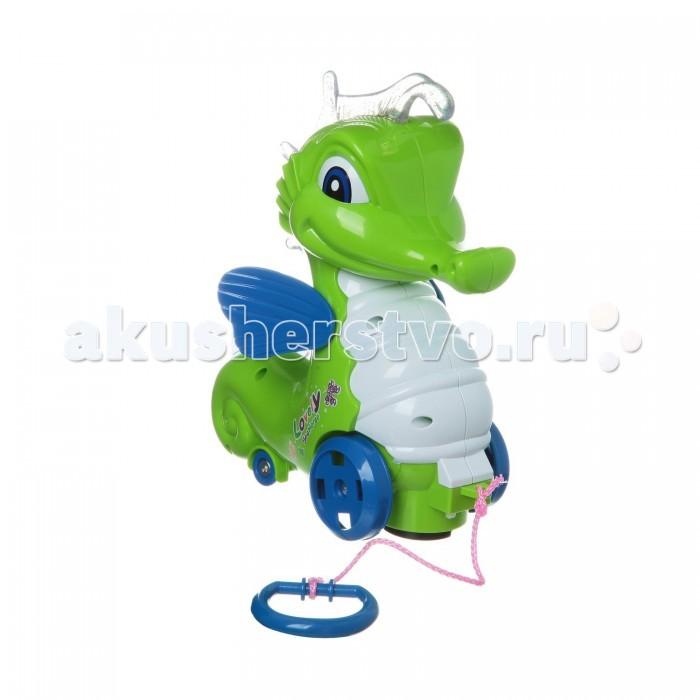 Каталка-игрушка Shantou Gepai Морской конек ZYA-A0347