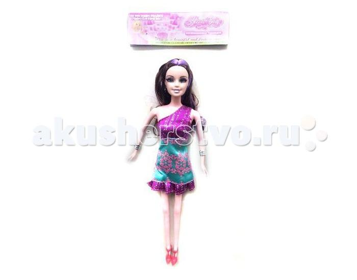 Куклы и одежда для кукол Shantou Gepai Кукла Красотка 29 см кукла shantou gepai лиза с аксессуарами 32 см в ассортименте