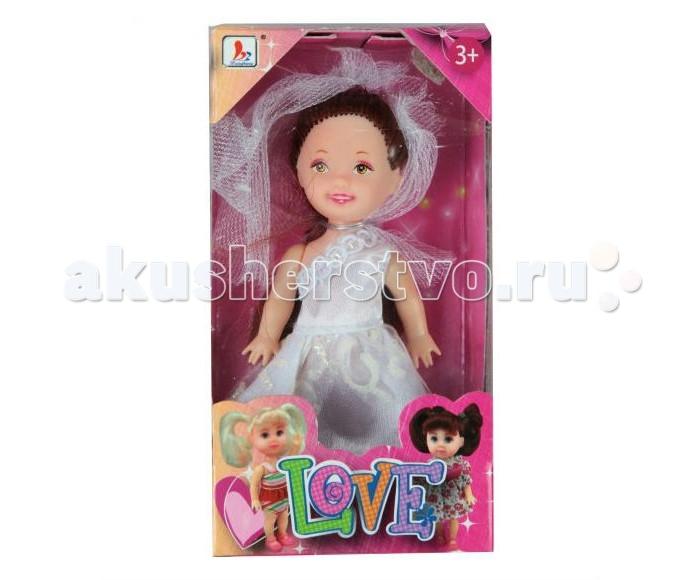 Куклы и одежда для кукол Shantou Gepai Кукла Love Невеста 10 см кукла shantou gepai лиза с аксессуарами 32 см в ассортименте