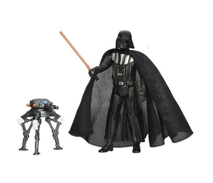 Игровые фигурки Star Wars Фигурка Hero Mashers Дарт Вейдер с аксессуарами