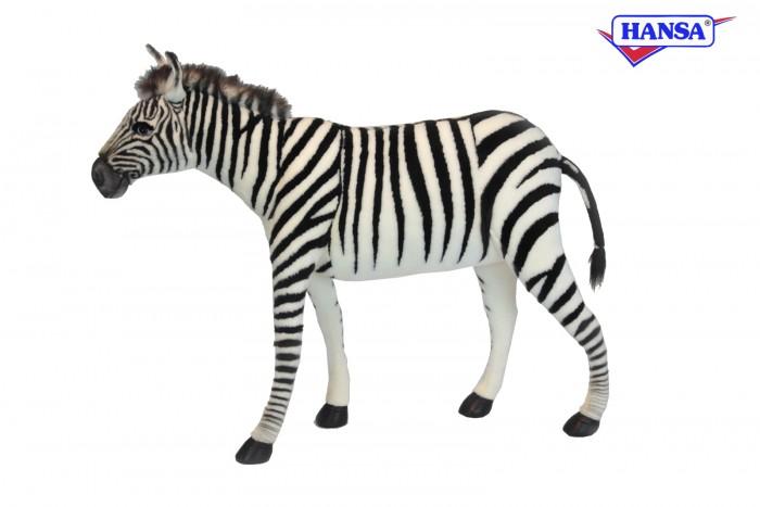 Мягкая игрушка Hansa Зебра 96 см