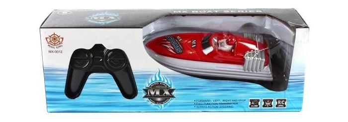 Машины Shantou Gepai Катер р/у 4 канала 30м 5км/ч MX-0012-2 куплю катер pedro б у