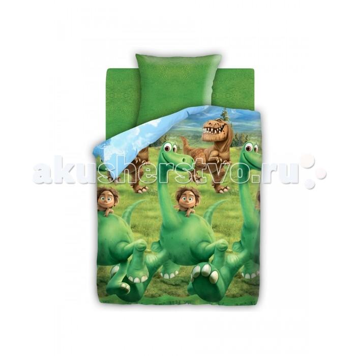 Постельное белье Непоседа Disney Динозавр 1.5-спальное (3 предмета)