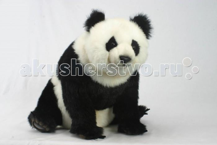 Мягкие игрушки Hansa Панда сидящая 47 см мягкие игрушки hansa обезьянка сидящая палевая 20 см