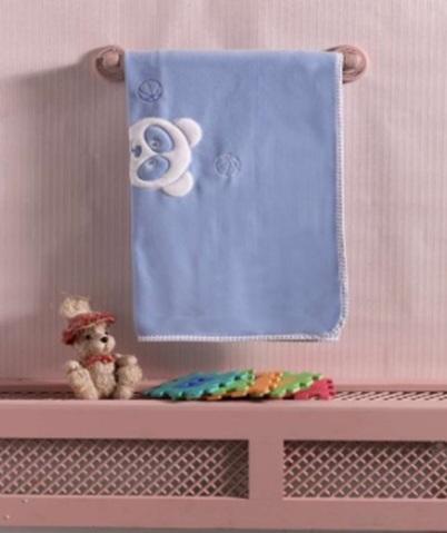 Постельные принадлежности , Пледы Kidboo Panda флисовый арт: 20247 -  Пледы