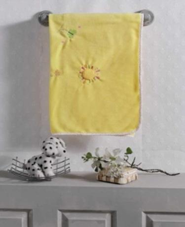 Пледы Kidboo Sunny Day флисовый