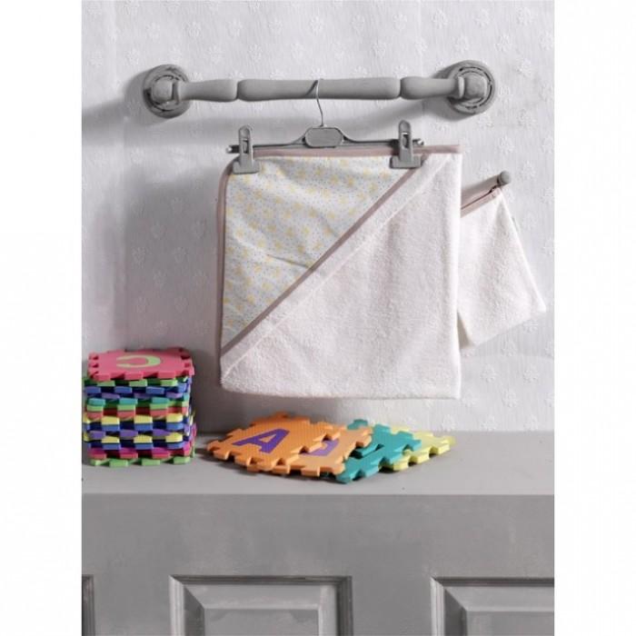 Полотенца Kidboo Комплект полотенце-уголок + варежка Butterfly полотенца kidboo комплект полотенце уголок варежка butterfly