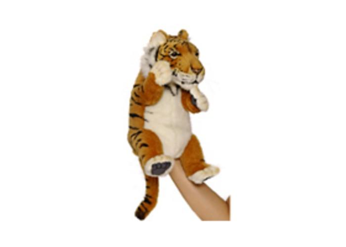 Hansa Игрушка на руку Тигр 24 см фото