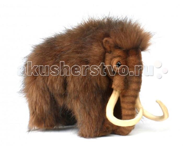 Мягкие игрушки Hansa Мамонт 32 см мягкие игрушки hansa бобёр 32 см