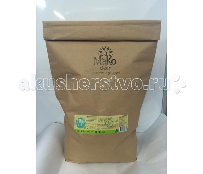 MaKo Clean Порошок стиральный White отбеливающий 10 кг от Акушерство