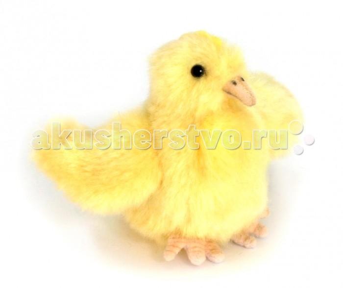 Мягкие игрушки Hansa Цыпленок 13 см мягкие игрушки hansa пеликан 16 см
