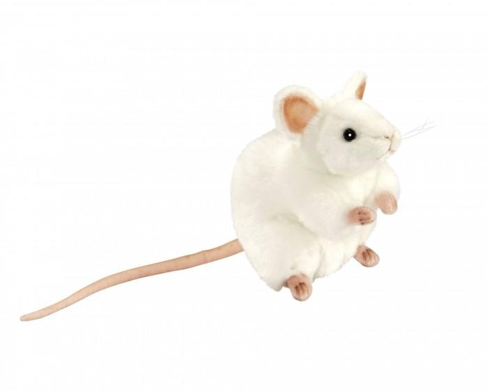 Купить Новогодние украшения, Hansa Белая мышь 16 см