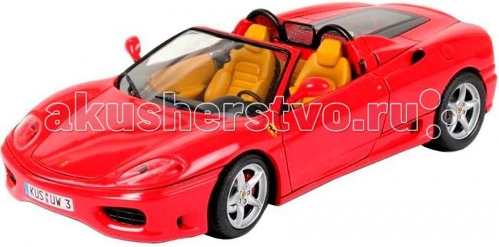 Конструктор Revell Автомобиль Ferrari 250 GT SWB BerlinettaАвтомобиль Ferrari 250 GT SWB BerlinettaСборная модель автомобиля Ferrari 360 Spider. Машина была впервые представлена публике в 2000 году. Spider удачно сочетает в себе агрессивный спортивный дизайн с вместительностью и комфортом. Низкопрофильный кабриолет достигает всего 1,21 м в высоту. Автомобиль имеет превосходную управляемость, которая гарантирует даже неопытному водителю безупречное прохождение самых крутых поворотов. Кроме того, этот автомобиль мечты оснащен мягкой крышей, которая убирается всего за 20 секунд. В свою очередь 3,6-литровый 8-цилиндровый двигатель мощностью 400 лошадиных сил позволяет разгонять Ferrari 360 Spider до 290 км / час.  Внимание! Клей и краски в комплект не входят.  Особенности:   Длина собранной модели: 18.5 см Масштаб: 1:24 Количество деталей: 65 шт.<br>