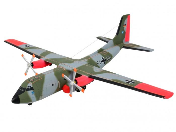 Конструкторы Revell Набор Военный Самолет Транспорт Альянц C.160 Трансаль самолеты и вертолеты revell набор самолет messerschmitt bf 109