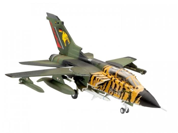 Конструкторы Revell Набор Самолет Tornado ECR (1:144) самолеты и вертолеты revell набор самолет messerschmitt bf 109