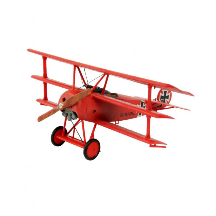 Конструктор Revell Набор самолета Model Set Fokker DR.0