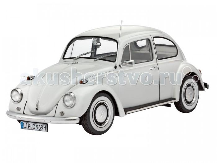 Конструкторы Revell Набор Автомобиль VW Beetle Limousine 68 (125 элементов) конструкторы revell набор автомобиль vw beetle limousine 68 125 элементов