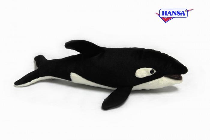 Мягкие игрушки Hansa Косатка 33 см мягкие игрушки hansa пеликан 16 см
