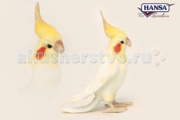 Мягкая игрушка Hansa Австралийский попугай 23 см
