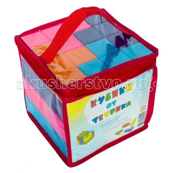Развивающие игрушки Игрушки от Тетрика Набор №2 Кубики от Тетрика а круглова а николаев развивающие игры для детей