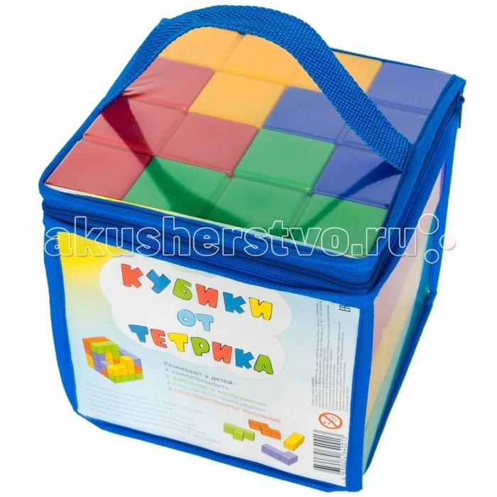 Развивающие игрушки Игрушки от Тетрика Набор №1 Кубики от Тетрика развивающие деревянные игрушки кубики азбука