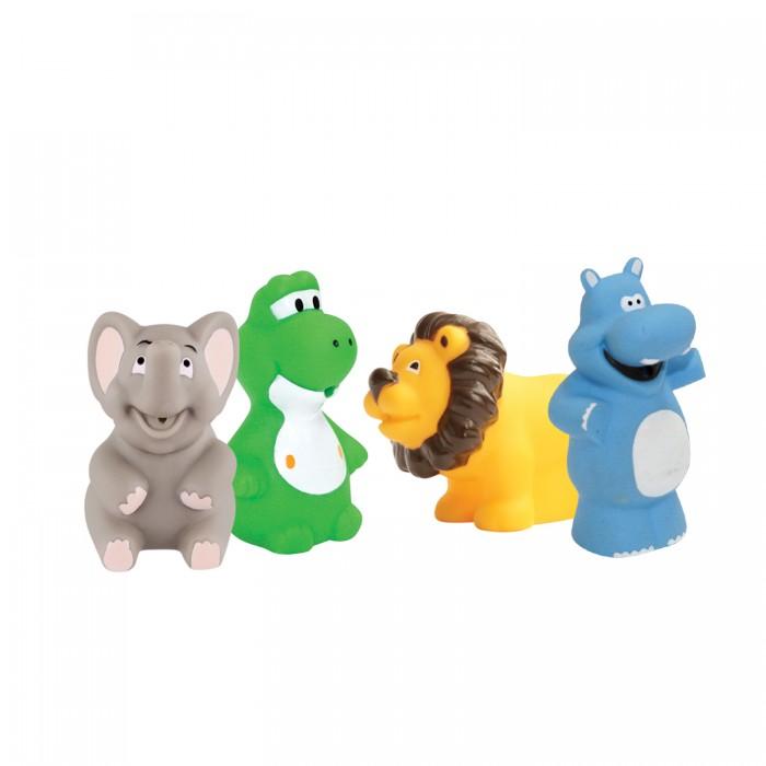 Игрушки для ванны Lubby Набор игрушек для купания Африка игрушки для ванны lubby игрушка для купания пеликан