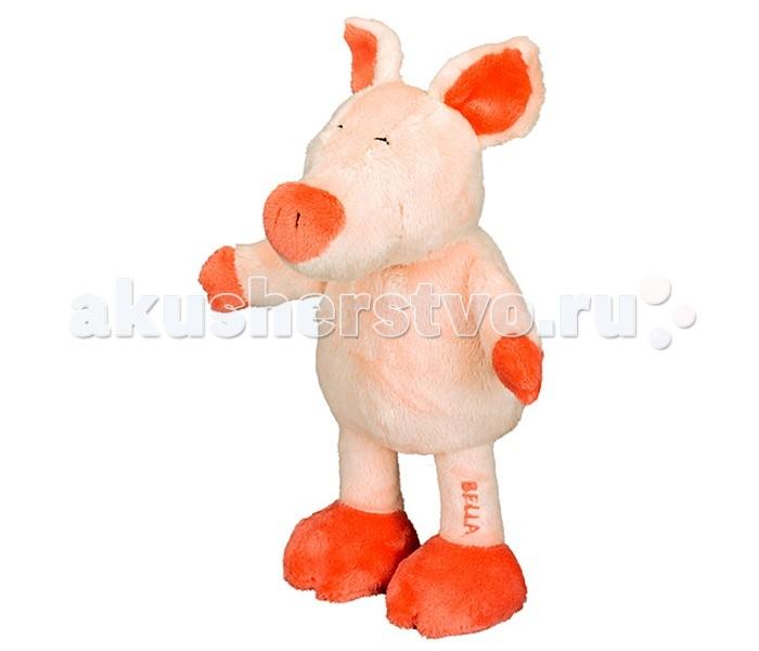 Мягкая игрушка Spiegelburg Плюшевая свинка Bella 10740