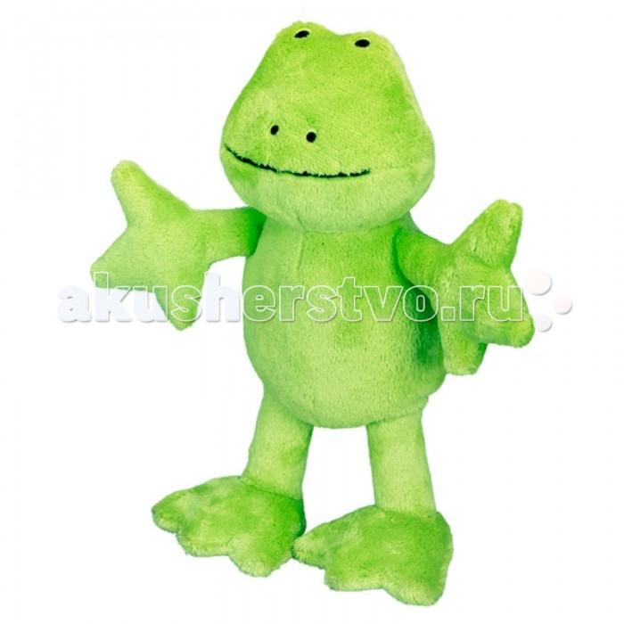 Мягкая игрушка Spiegelburg Плюшевый лягушонок Ole 10742