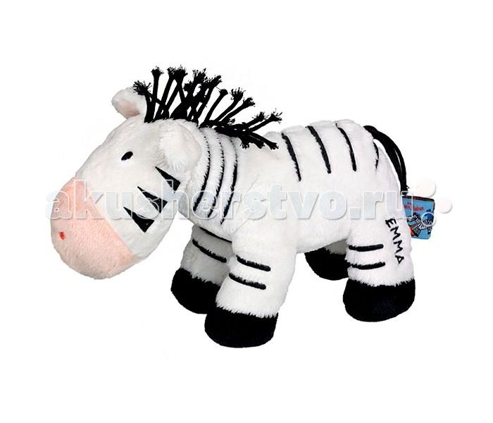 Мягкая игрушка Spiegelburg Плюшевая зебра Emma 10743