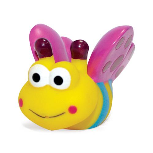 Игрушки для ванны Lubby Игрушка для купания Пчёлка игрушки для ванны lubby игрушка для купания пеликан