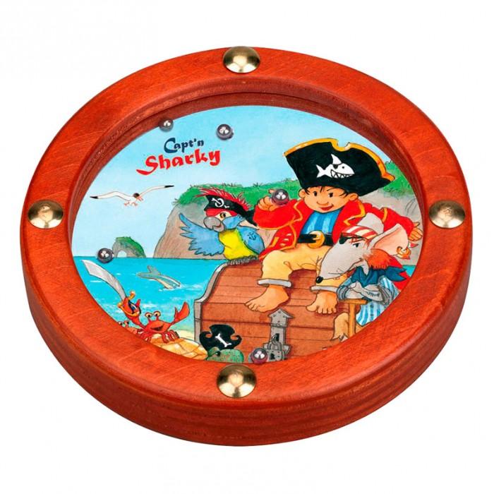 Настольные игры Spiegelburg Игра Captn Sharky 21625 аксессуары spiegelburg тату captn sharky 21265