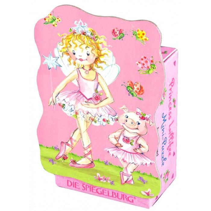 Пазлы Spiegelburg Мини-пазл Prinzessin Lillifee 20115 пазлы magic pazle объемный 3d пазл эйфелева башня 78x38x35 см