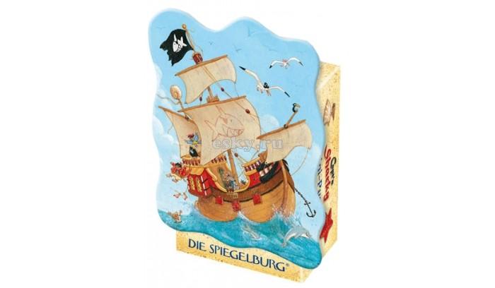 Пазлы Spiegelburg Мини-пазл Captn Sharky 20466 ночники spiegelburg лампа ночник captn sharky