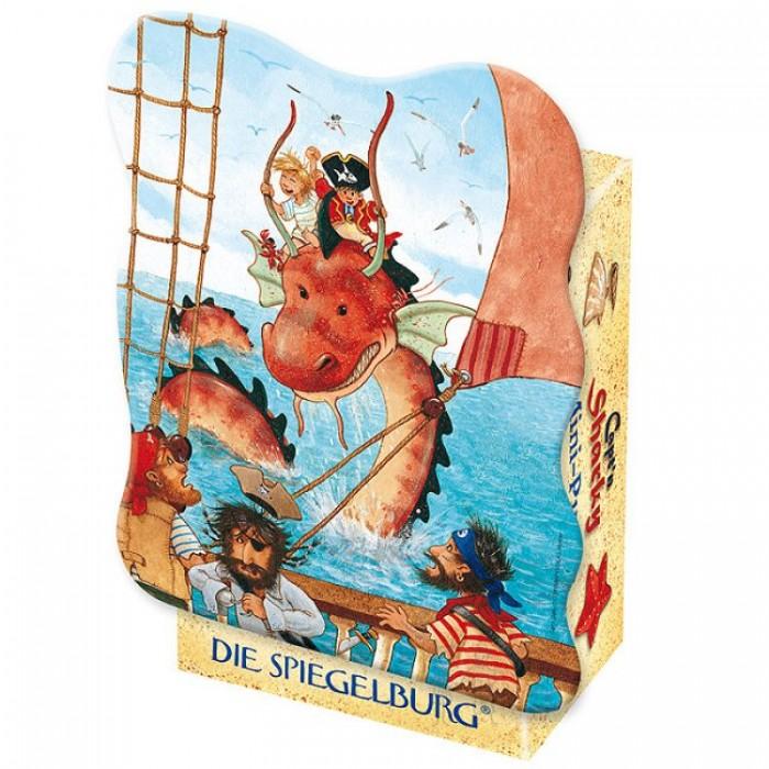 Пазлы Spiegelburg Мини-пазл Captn Sharky 20467 пазлы magic pazle объемный 3d пазл эйфелева башня 78x38x35 см