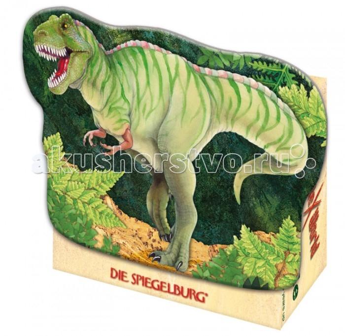 Пазлы Spiegelburg Мини-пазл Tyrannosaurus T-Rex 20868 пазлы magic pazle объемный 3d пазл эйфелева башня 78x38x35 см