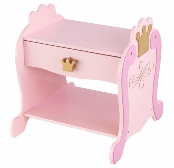 Столы и стулья KidKraft Прикроватный столик Принцесса