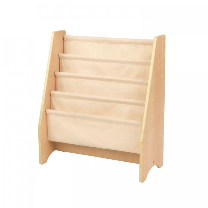 Детская мебель , Шкафы KidKraft Эксклюзивный книжный шкаф Natural арт: 203703 -  Шкафы