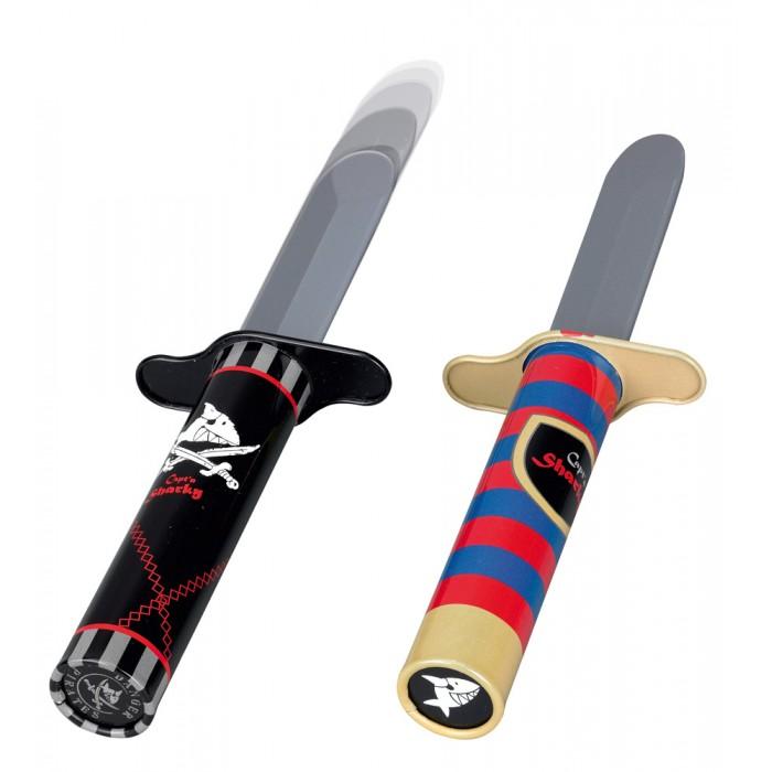 Игрушечное оружие Spiegelburg Нож пирата Captn Sharky 21285 наборы для творчества spiegelburg набор для детского творчества captn sharky 21364