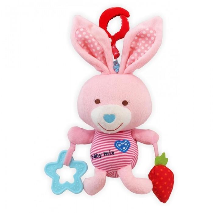 Подвесные игрушки Baby Mix Кролик подвесные игрушки baby mix собачка с клубникой