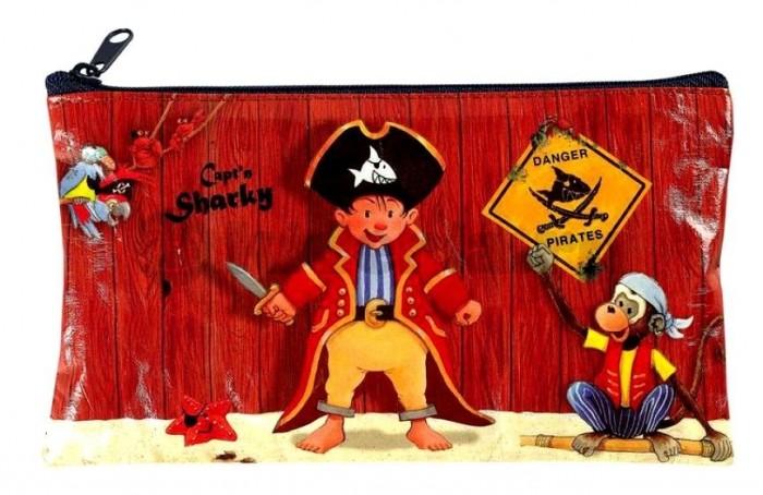 Развитие и школа , Фломастеры Spiegelburg Captn Sharky 21174 арт: 204378 -  Фломастеры