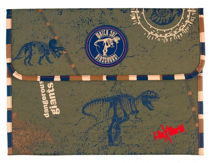 Развитие и школа , Канцелярия Spiegelburg Кейс А 4 T-Rex 30200 арт: 204438 -  Канцелярия