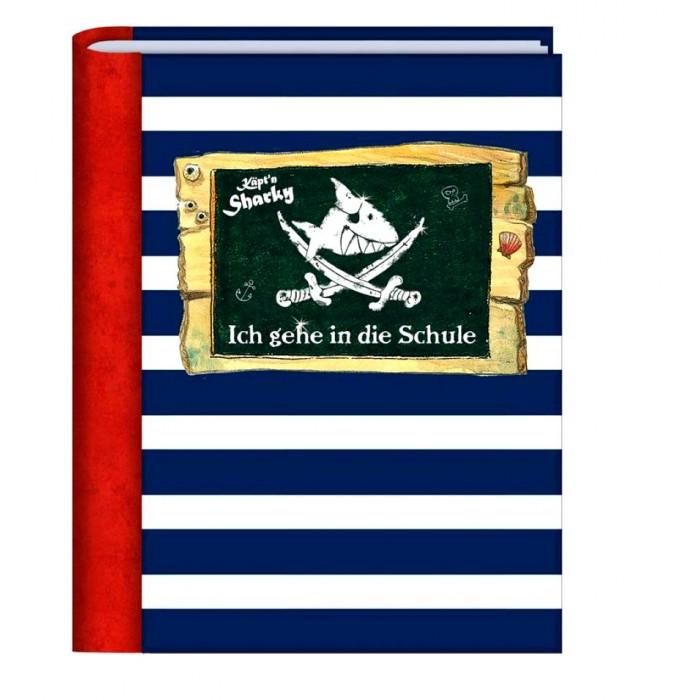 Фото - Фотоальбомы и рамки Spiegelburg Фотоальбом Capt'n Sharky 70176 фотоальбом моя охота птицы