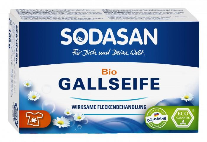 Бытовая химия Sodasan Мыло твердое для удаления пятен в холодной воде 100 г бобровая желчь применение в сургуте