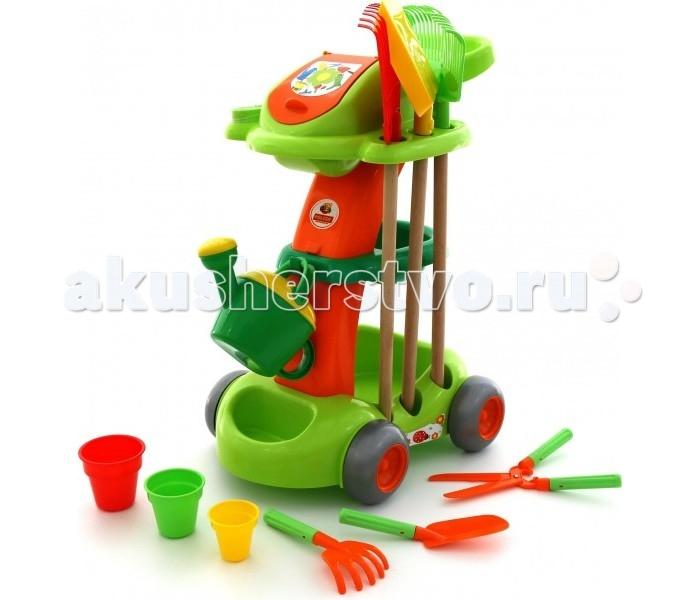 Летние товары , Игрушки в песочницу Coloma Набор игровой Садовод арт: 204642 -  Игрушки в песочницу