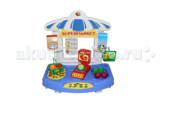 Ролевые игры Coloma Набор-мини настольный Супермаркет Алеся настольный набор viron 23х13х5см 28251