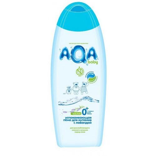 Косметика для новорожденных AQA baby Пена для купания успокаивающая с лавандой 500 мл lauryn hill mtv unplugged no 2 0