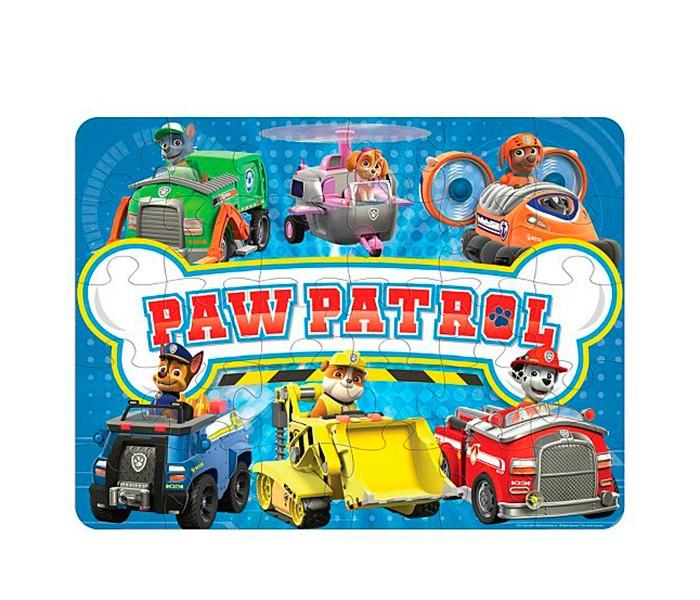Игровые наборы Щенячий патруль (Paw Patrol) Игра Spinmaster коврик-пазл spin master большой автомобиль спасателей погрузчик рокки щенячий патруль